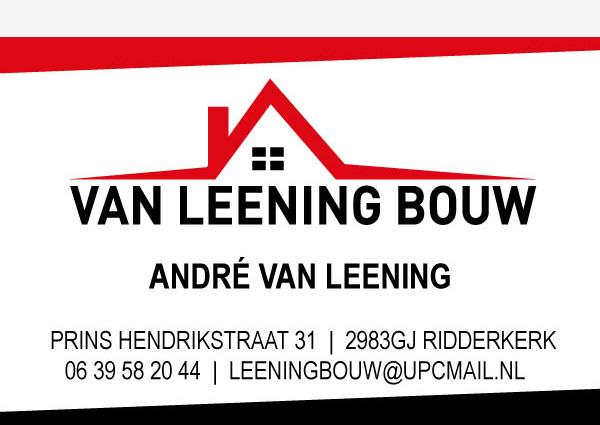 Van Leening Bouwbedrijf